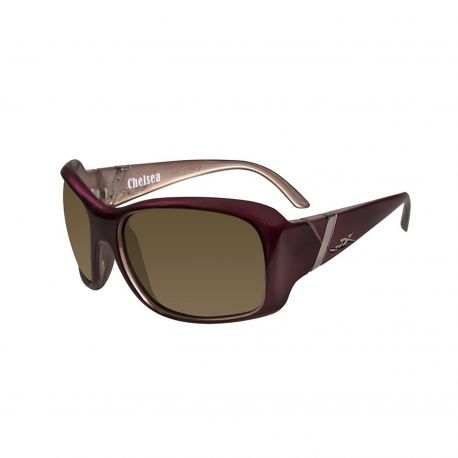 Модные женские очки Wiley X WX CHELSEA SSCHE1