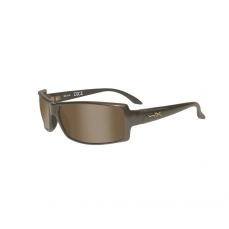 Скидка на поляризованные солнечные очки Wiley X WX DICE SSDIC4
