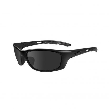 Солнцезащитные очки черные Wiley X P-17M