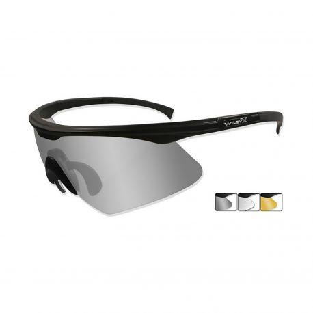 Очки строительные защитные Wiley X PT-1SCL