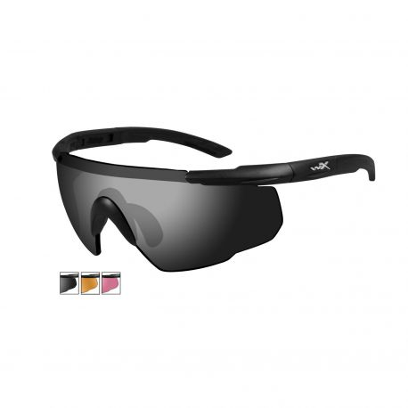 Тактические очки со сменными линзами Wiley X SABER ADVANCED 309