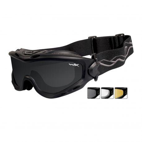 Защитная маска спецназа Wiley X SPEAR SP293B