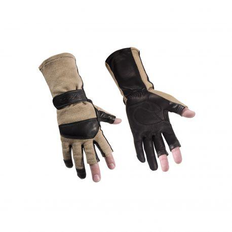 Тактические перчатки без пальцев Wiley X ARIES G311