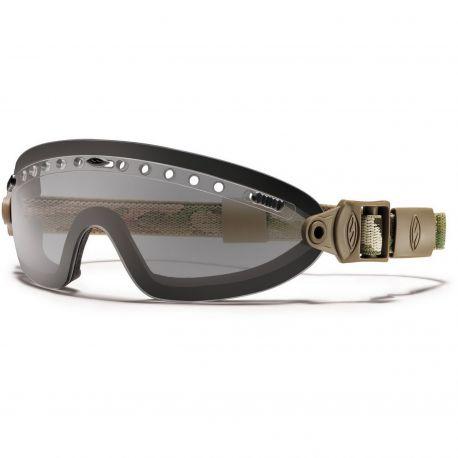 Темные тактические очки из пластика Smith Optics BOOGIE SPORT BSPMCGY13