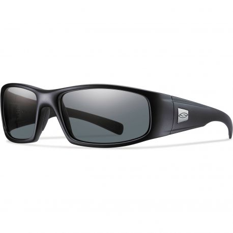 Затемненные тактические очки премиум класса Smith Optics HIDEOUT HDTPCGY22BK
