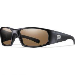 Тактические очки с поляризованными линзами Smith Optics HIDEOUT HDTPPBR22BK