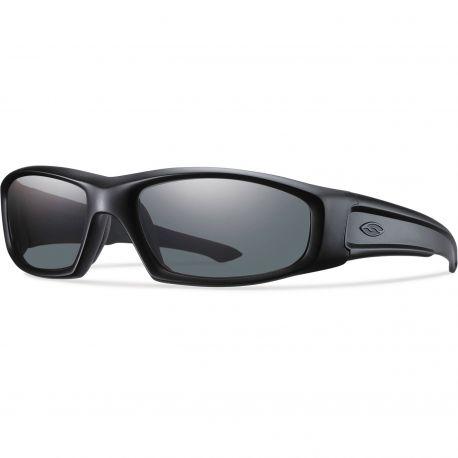 Поляризационные защитные тактические очки Smith Optics HUDSON ELITE HUTPPGY22BK