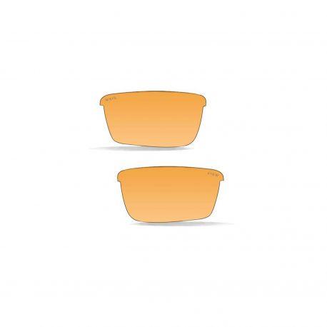 Сменные светло-оранжевые линзы для очков Wiley X VALOR