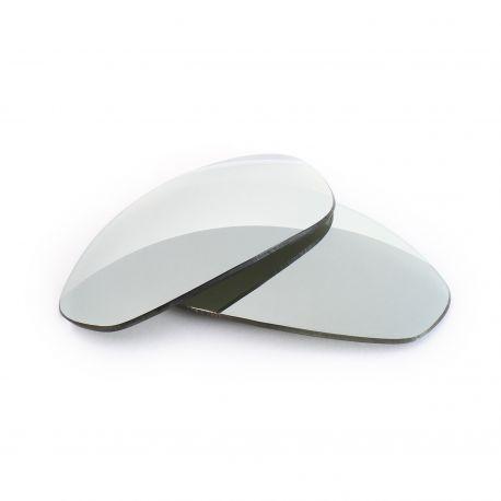 Сменные светло-серебристые линзы для очков Wiley X SAINT