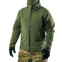 Тактическая SOFTSHELL куртка Wolf Jacket Kris Tactical