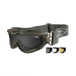 Защитная тактическая маска Wiley X SPEAR SP293G