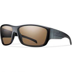 Тактические армейские очки с поляризацией Smith Optics FRONTMAN TACTICAL FNTPPBR22BK