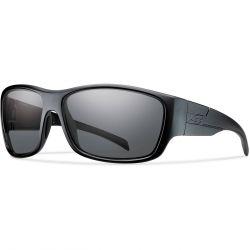 Армейские солнцезащитные поляризованные очки Smith Optics FRONTMAN TACTICAL FNTPPGY22BK