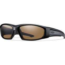Очки тактические поляризованные коричневые Smith Optics HUDSON ELITE HUTPPBR22BK
